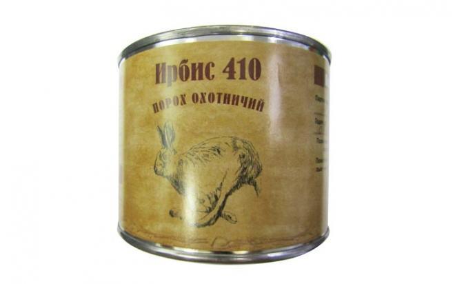Порох Ирбис 410 (250 гр)