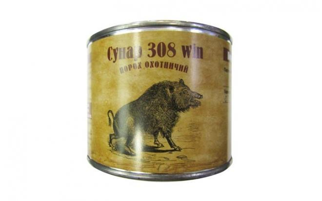 Порох Сунар 308WIN РХТ (400 гр)