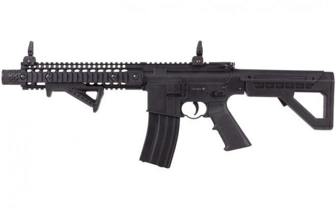 Пневматическая винтовка Crosman DSBR 4,5 мм