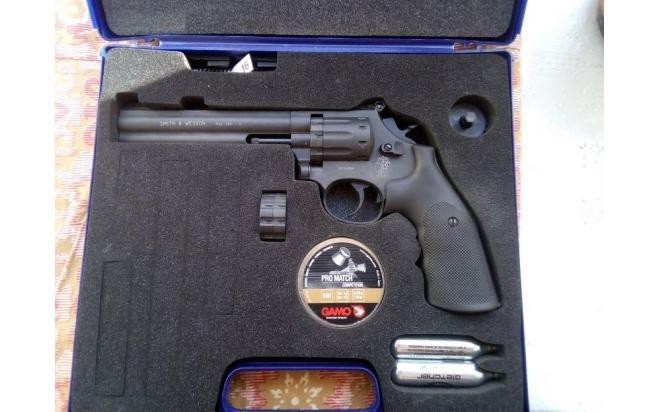 Umarex Smith & Wesson 586 6