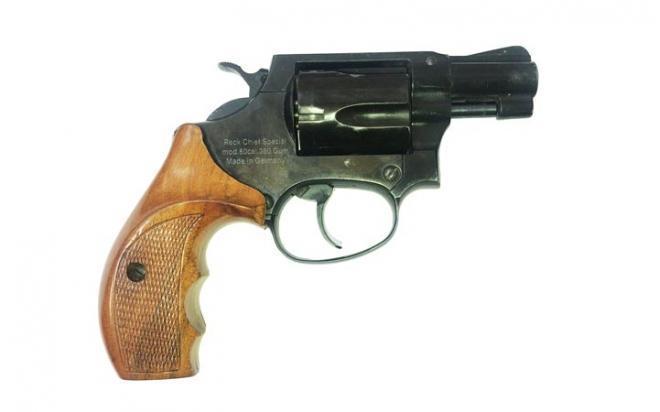 Газовый револьвер RECK кал.380МЕ (№ A 010889)