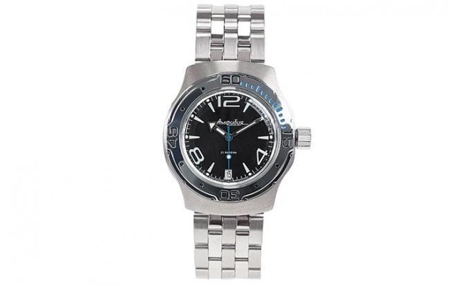 Часы Амфибия 160271