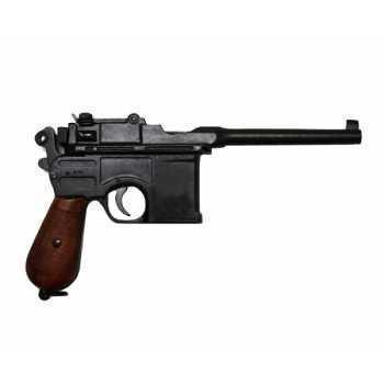 Пистолет Маузер, деревянная рукоять DE-M-1024