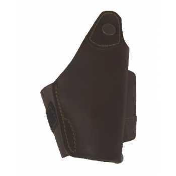 Кобура для ношения на голени Сюрприз ПМ (кожа, черный)