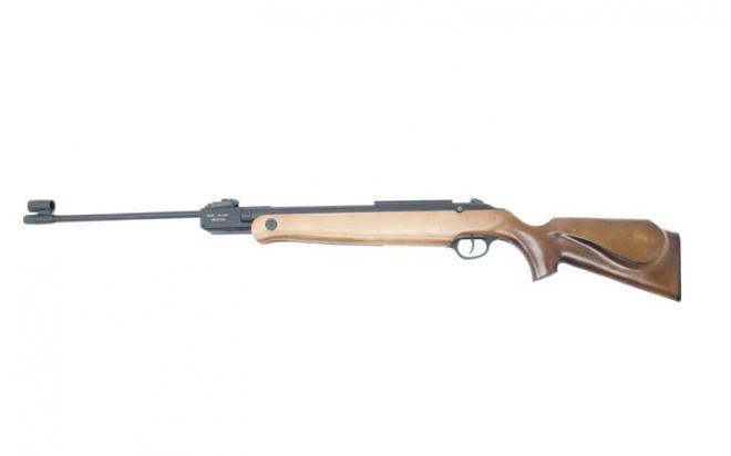 Пневматическая винтовка МР-515 Барракуда 4,5 мм