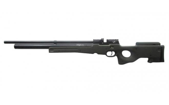 Пневматическая винтовка Ataman M2R Тип II Тактик SL 6,35 мм (Зелёный)(магазин в комплекте)(336/RB-SL)
