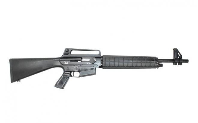 Оружие списанное охолощенное АR15-CO 7,62х39 (Курс-С)