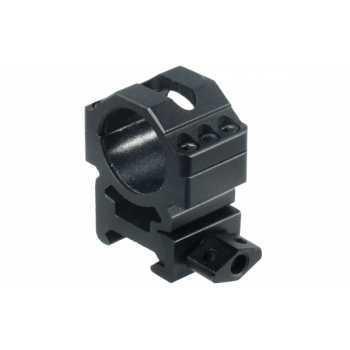 Кольца Leapers UTG 25,4 мм быстросъёмные на Weaver с винтовым зажимом средние (RG2W1156)