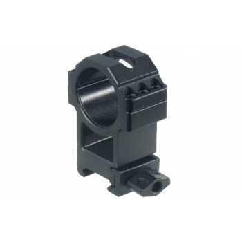 Кольца Leapers UTG 30 мм быстросъёмные на Weaver с винтовым зажимом высокие (RG2W3226)