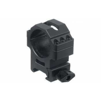 Кольца Leapers UTG 30 мм быстросъемные на Weaver с винтовым зажимом, средние  (RG2W3156)
