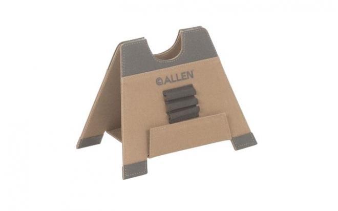 Жесткая опора Allen для оружия 22х18х1,3 см