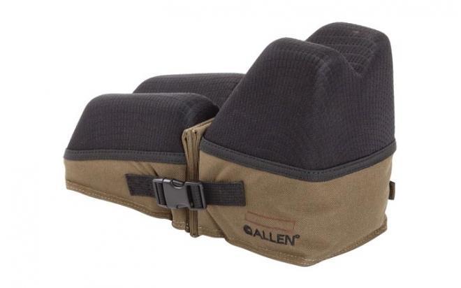Мягкая опора Allen для оружия 17х29х18 см раздвижная