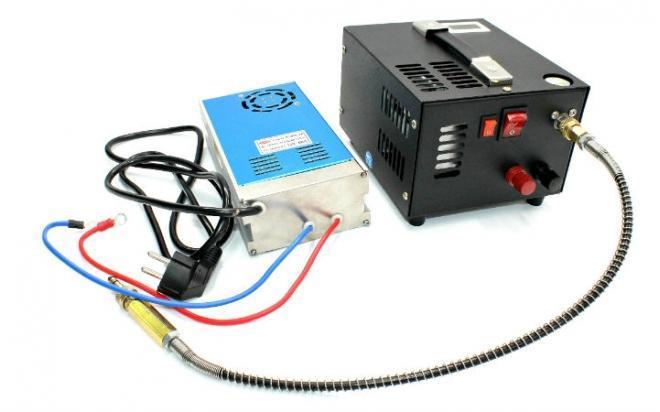 Компактный компрессор высокого давления  для PCP Air-Compressor