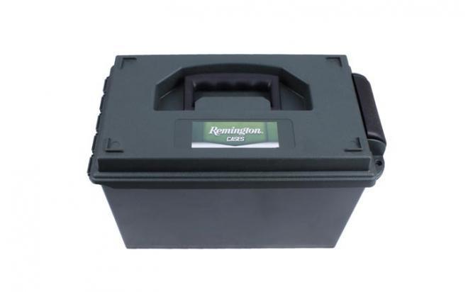 Ящик Remington R-901 для патронов 37х21х23 (влагозащитный, зеленый)