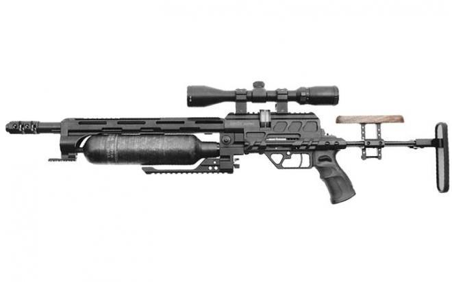 Пневматическая винтовка EVANIX SNIPER-X2K (SHB) 4,5 мм
