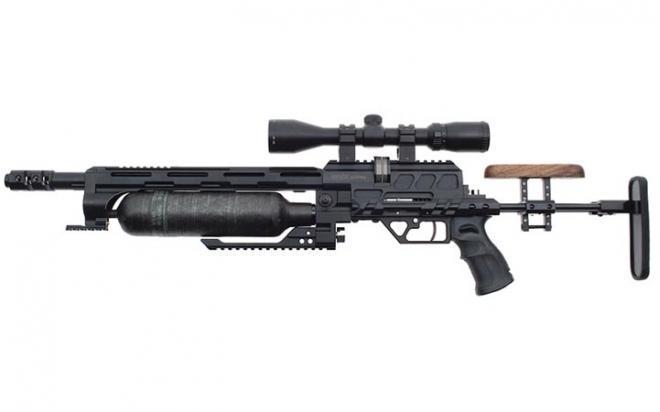 Пневматическая винтовка EVANIX SNIPER-X2K (SHB) 6,35 мм