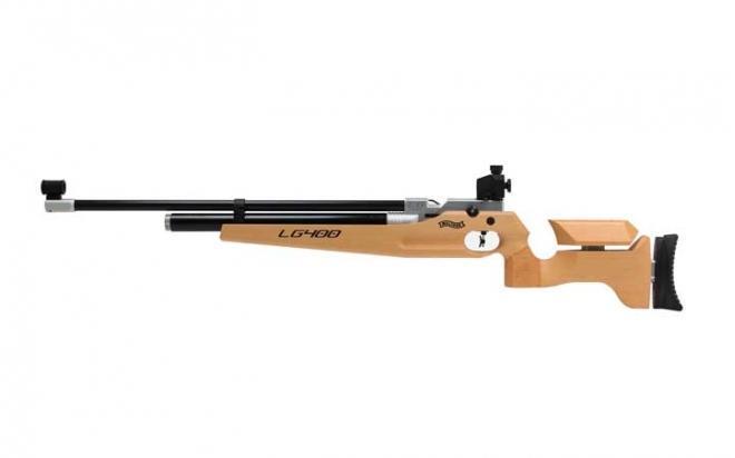 Пневматическая винтовка Walther LG400 Universal BU RE/LI 4,5 мм