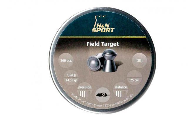Пули пневматические H&N Field Target 5,5 мм 1,58 грамма (200 шт.)