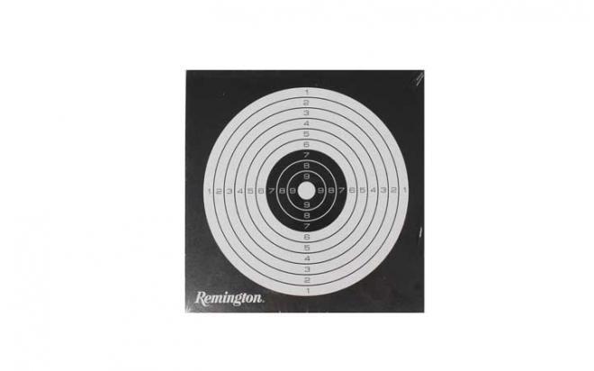 Мишень чёрно-белая Remington (50 шт.)