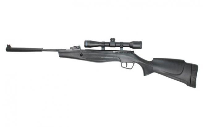 Пневматическая винтовка Stoeger RX5 Synthetic Combo 4,5 мм (80512)