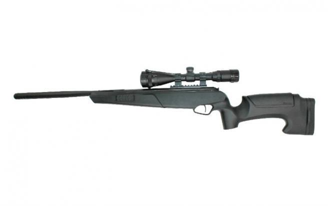 Пневматическая винтовка Stoeger Atac T2 Synthetic Combo 4,5 мм (31702)