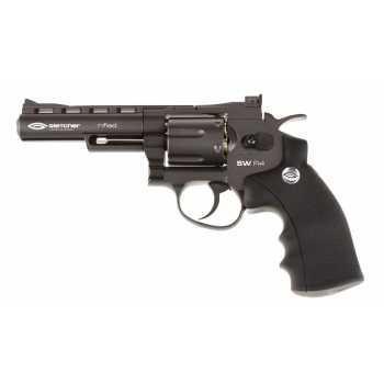 Пневматический пистолет Gletcher SW R4 4,5 мм