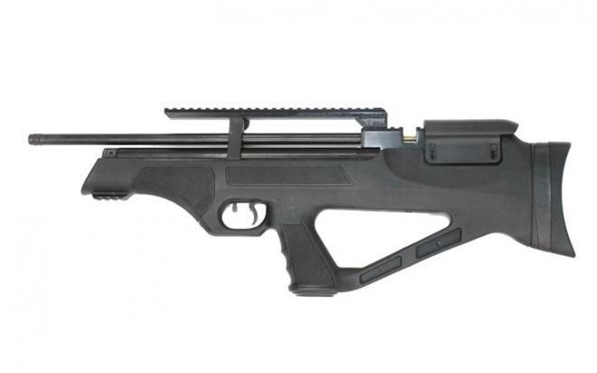 Пневматическая винтовка Hatsan FLASHPUP (пластик) 6,35 мм (3 Дж)