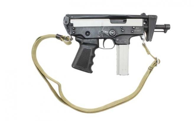 Служебный пистолет ПСТ Капрал 10х23Т
