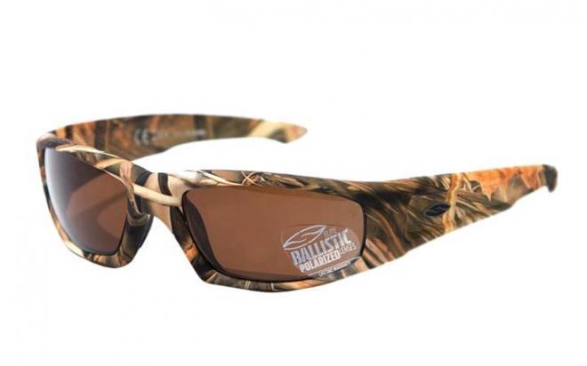 Очки стрелковые защитные Smith Optics HUTPPBRMX4