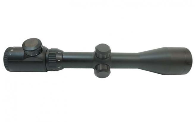 Оптический прицел ZOS 3-9x44 E (R6, MilDot) 30 мм, подсв.