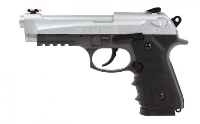 Пневматический пистолет Crosman CM9B Mako 4,5 мм