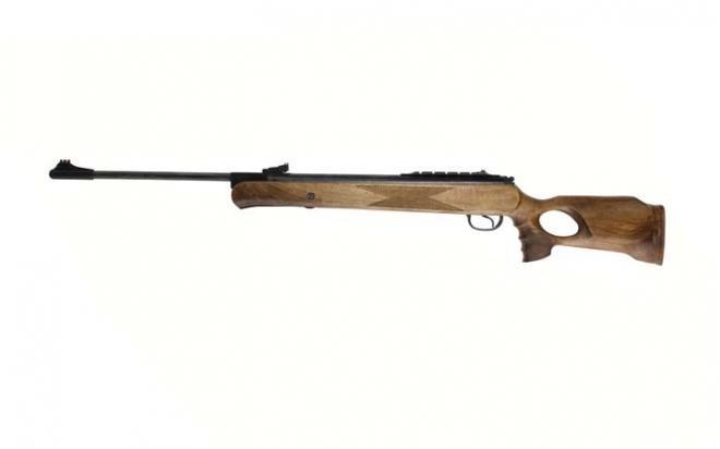 Пневматическая винтовка Hatsan 125 (эргономичное деревянное ложе) 4.5мм