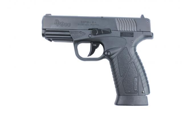 Пневматический пистолет ASG BERSA BP9CC (17300) 4,5 мм