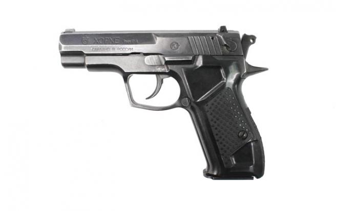 Травматический пистолет Хорхе 9P.A №063127