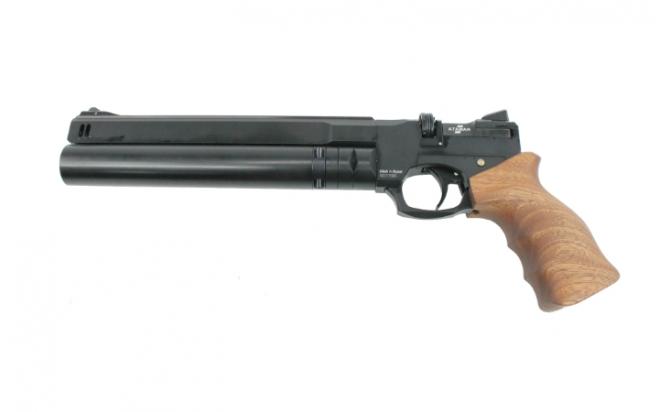 Пневматический пистолет Ataman AP16 стандарт дерево сапеле 5,5 мм (521/SB)