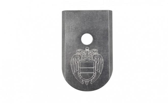 Пятка Grand Power с логотипом 9 (ФСО)
