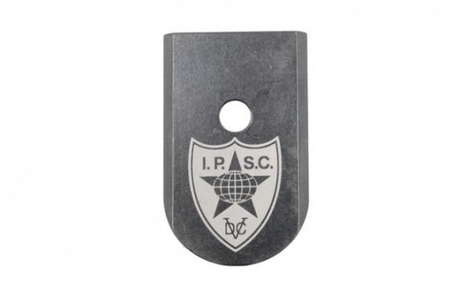 Пятка Grand Power с логотипом 10 (I.P.S.C.)