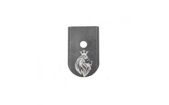 Пятка Grand Power с логотипом 11 (Король Лев)