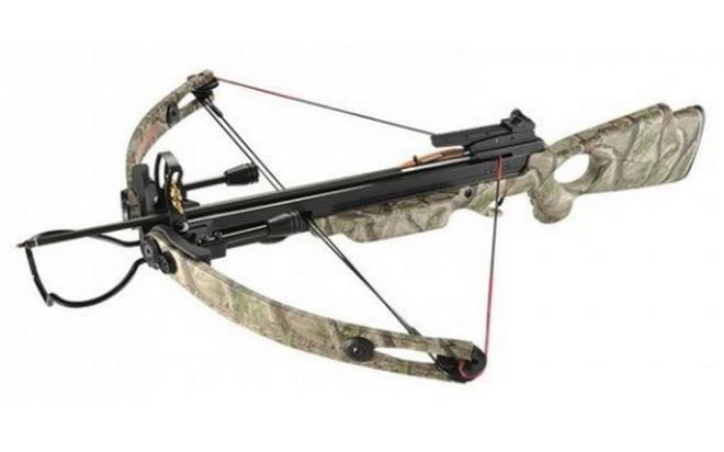 Арбалет блочный Remington 001 MK-XB001 GC камуфляж (плечи в комплект не входят)