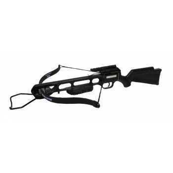 Арбалет винтовочного типа Скорпион (пластик черный), 43 кг