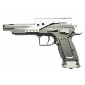 Пневматический пистолет Swiss Arms Tanfoglio Gold Custom Eric (358004) 4,5 мм