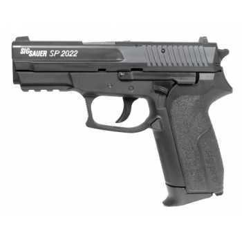Пневматический пистолет Swiss Arms SIG SP2022 Black (288000) 4,5 мм