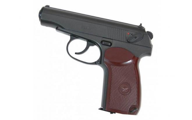 Пистолет Макарова ПМ 49, Пневматический пистолет Borner ПМ.