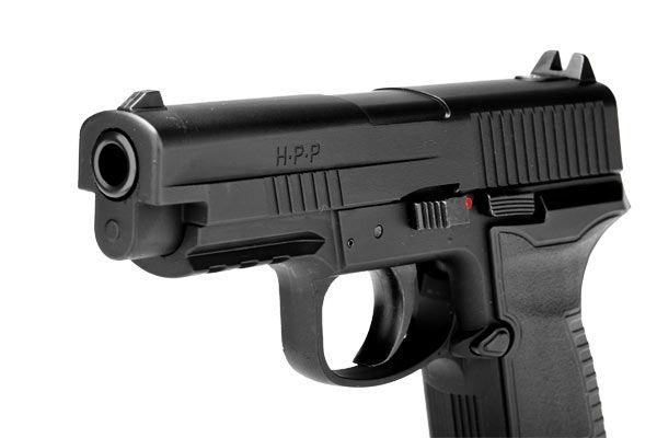 1)Umarex High Power Pistol