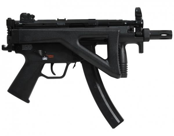 3)Пневматический пистолет-пулемет Heckler & Koch MP5 K-PDW