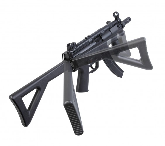 2)Пневматический пистолет-пулемет Heckler & Koch MP5 K-PDW