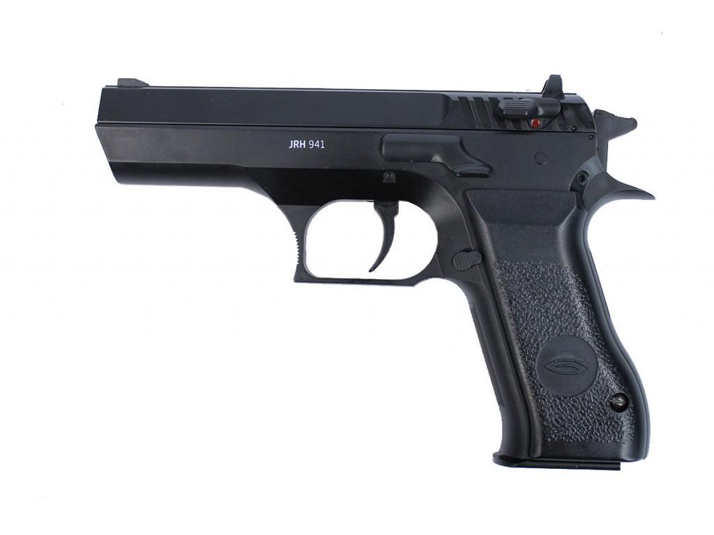 4)Самый мощный пневматический пистолет марки Gletcher