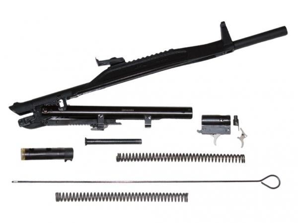 5)Малогабаритной винтовка от отечественного производителя МР-514К