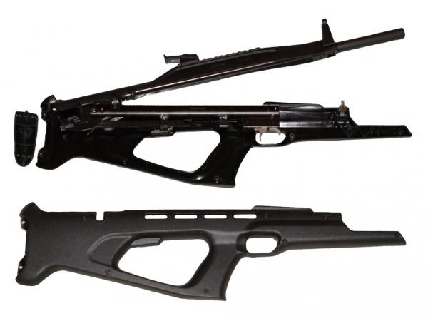 3)Малогабаритной винтовка от отечественного производителя МР-514К