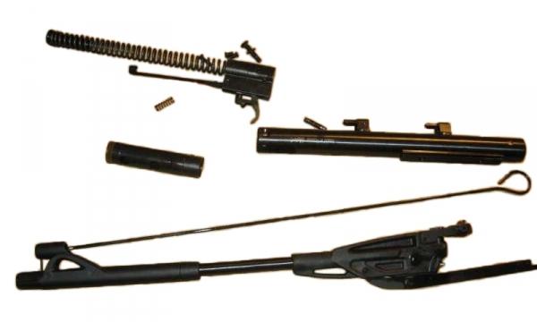3)Винтовка МР512 и ее модификации.